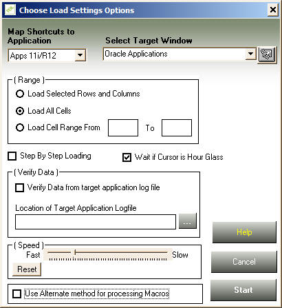 Using Data Loader