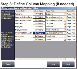 mssql to oracle column mapping